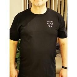 T-shirt Noir Homme (non-adh.)