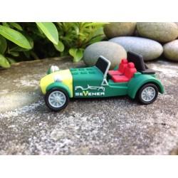 Seven miniature Sevener et...
