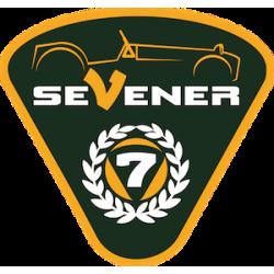 Sticker Sevener calandre