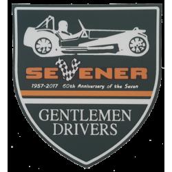Sticker Sevener 60 ième...
