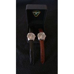 Montre Sevener bracelet noir
